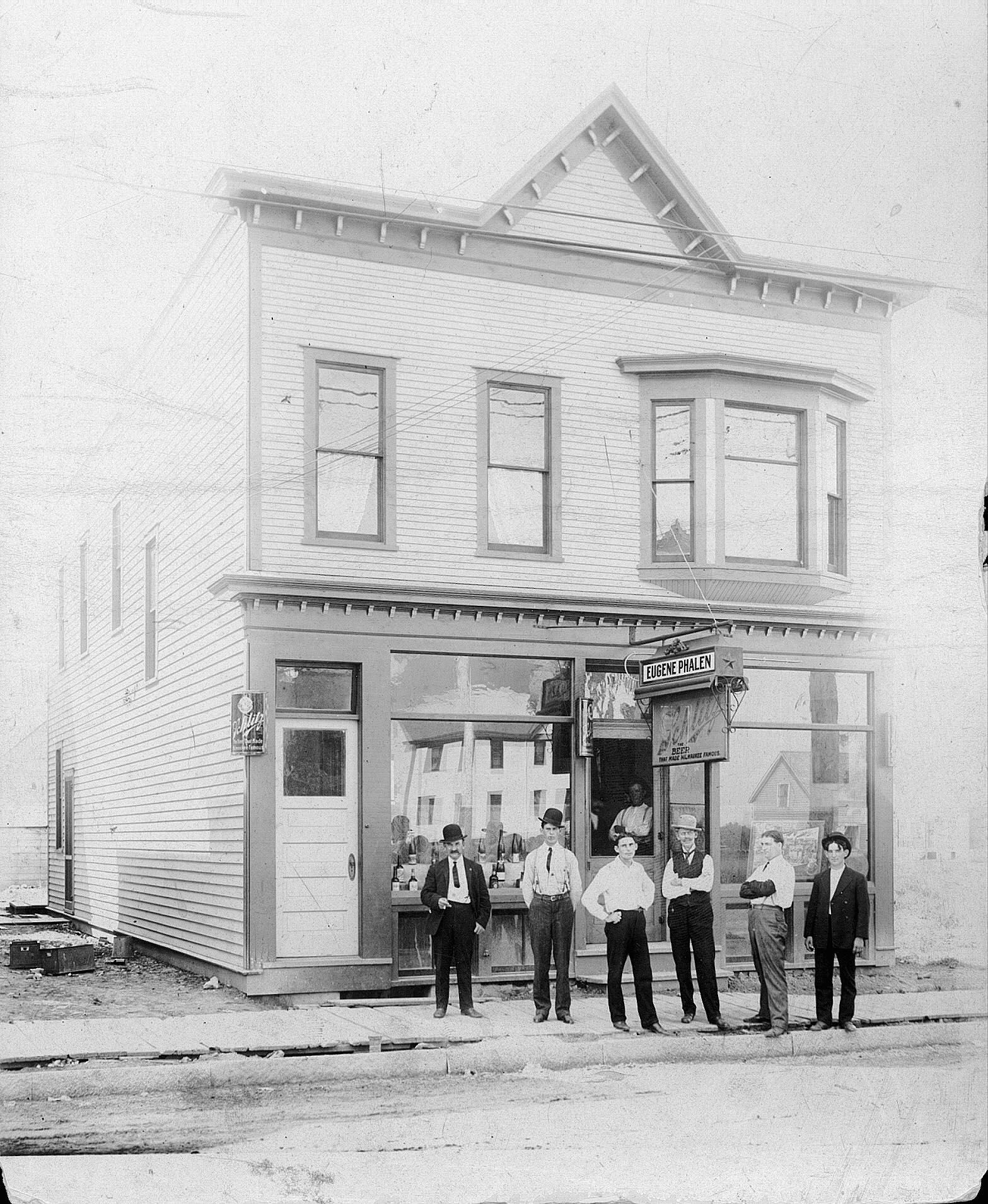 Phalen S Tavern West Allis Wi Westallis Wisconsin Downtown Historic West Allis Historical Historical Society