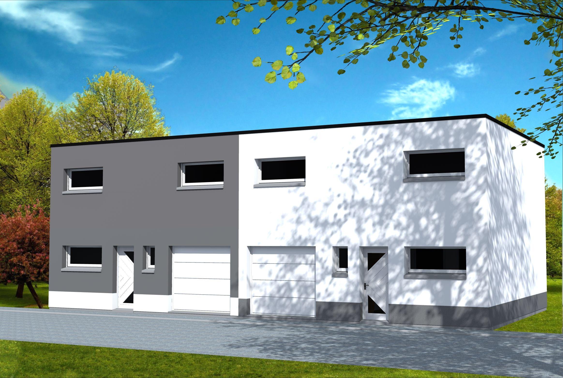 Constructeur Maison Container Nord maison 2 logements pour investisseur | logement, maison
