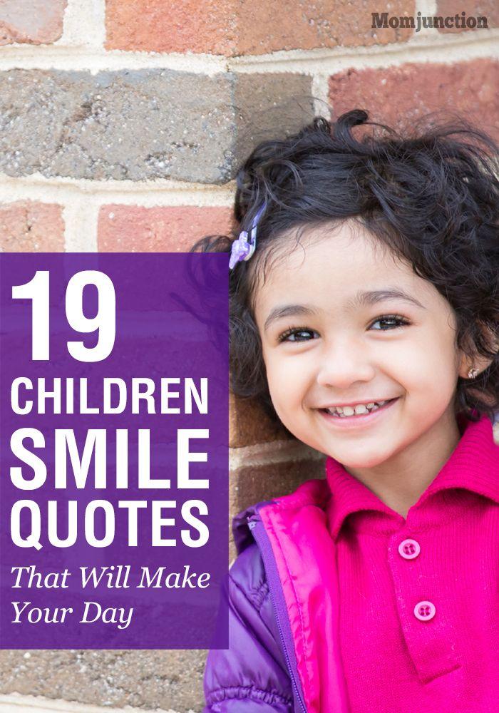 19 Beautiful Kids Smile Quotes Child Smile Quotes Smile Quotes Smile Quotes Beautiful