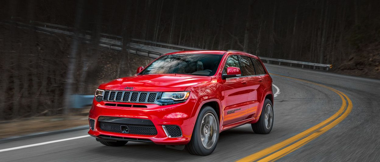 2020 Jeep Grand Cherokee Most Awarded Suv Ever Jeep Grand