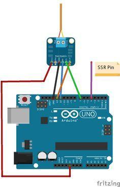 Arduino Pid Temperature Controller Arduino Cool Arduino Projects Arduino Projects