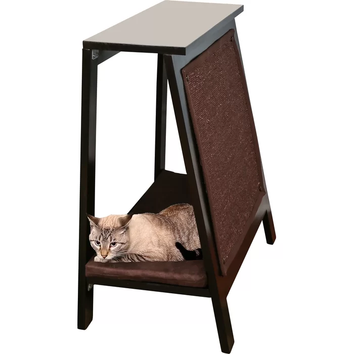 Hanover Designer Rectangle Cat Bed In 2020 Stylish Cat Bed Cat