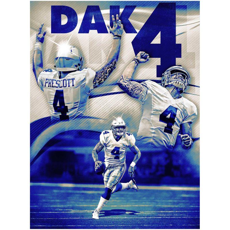 Dak Prescott Dallas Cowboys 24