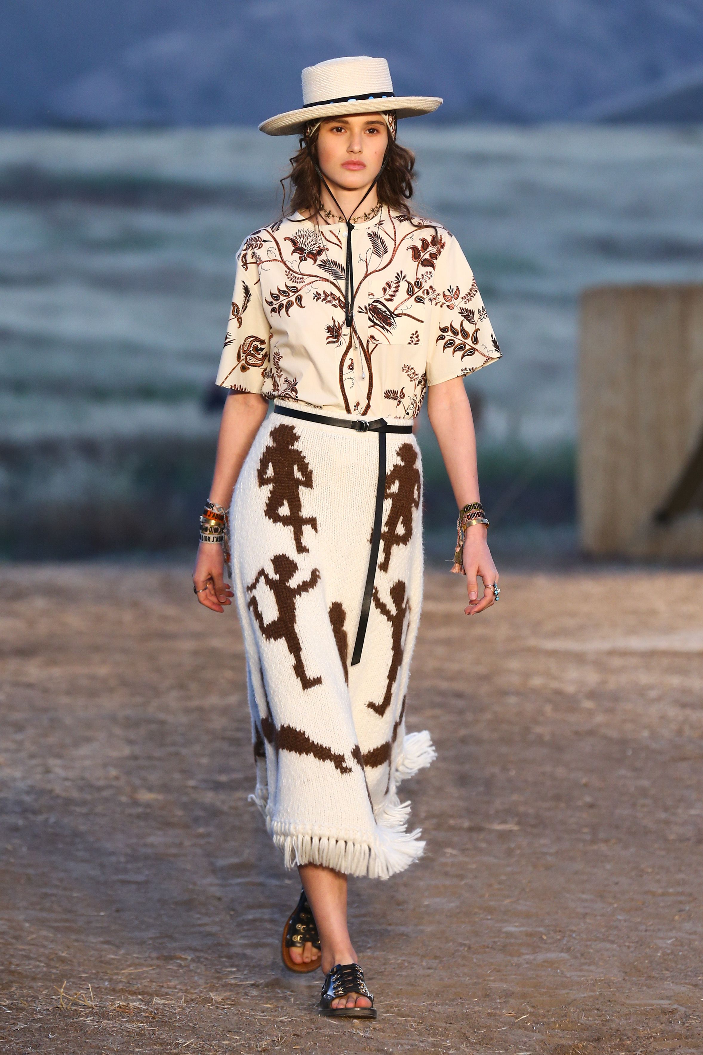 Why Are Runway Clothes So Weird: The Most Amazing Looks From Dior's Wild Wild West Cruise