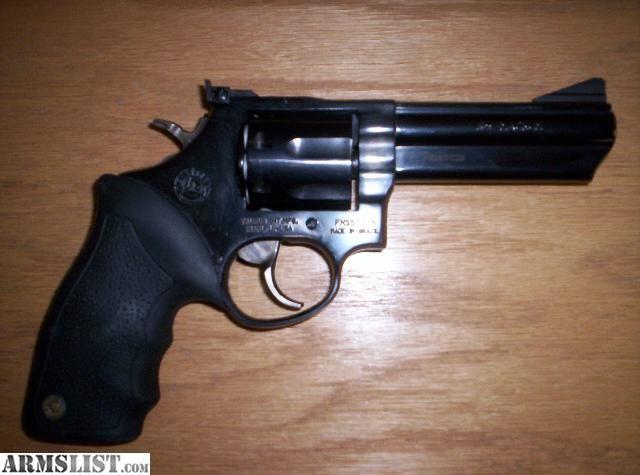 7 Shooter Revolver | For Sale: Taurus 66 7 shot  357 magnum revolver