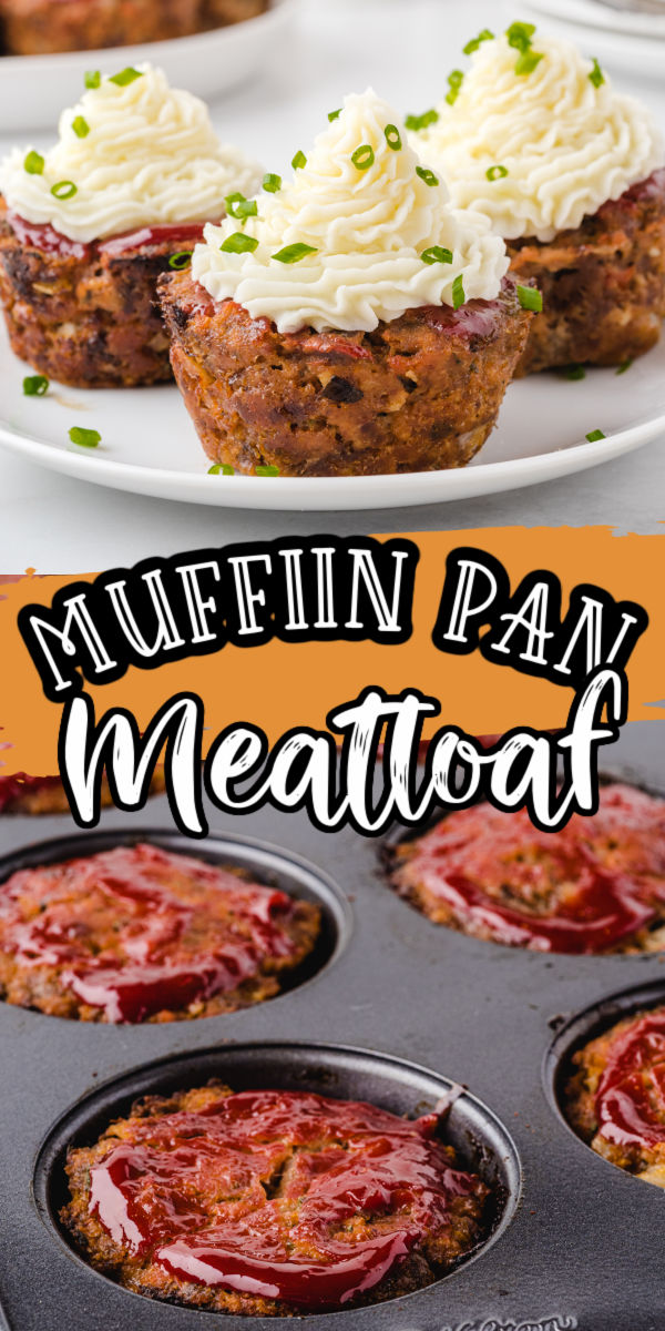 Shake Up Your Classic Meatloaf Recipe With Our Muffin Pan Meatloaf This Delicious Meatloaf In A Mu Delicious Meatloaf Classic Meatloaf Recipe Meatloaf Recipes