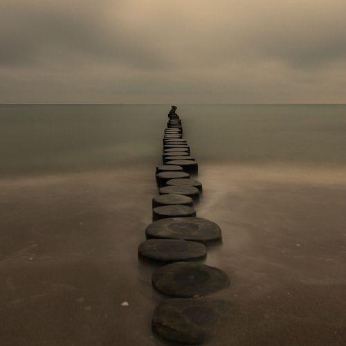 straight way, beautiful art piece.
