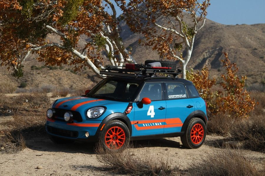 Mini Countryman With Paceman Lift Kit Sweet Sweet Mini Cooper