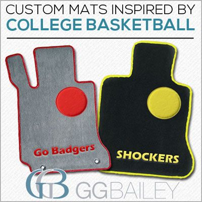 The Sweet 16 Support College Basketball With Custom Car Mats Custom Car Mats Basketball Car Mats