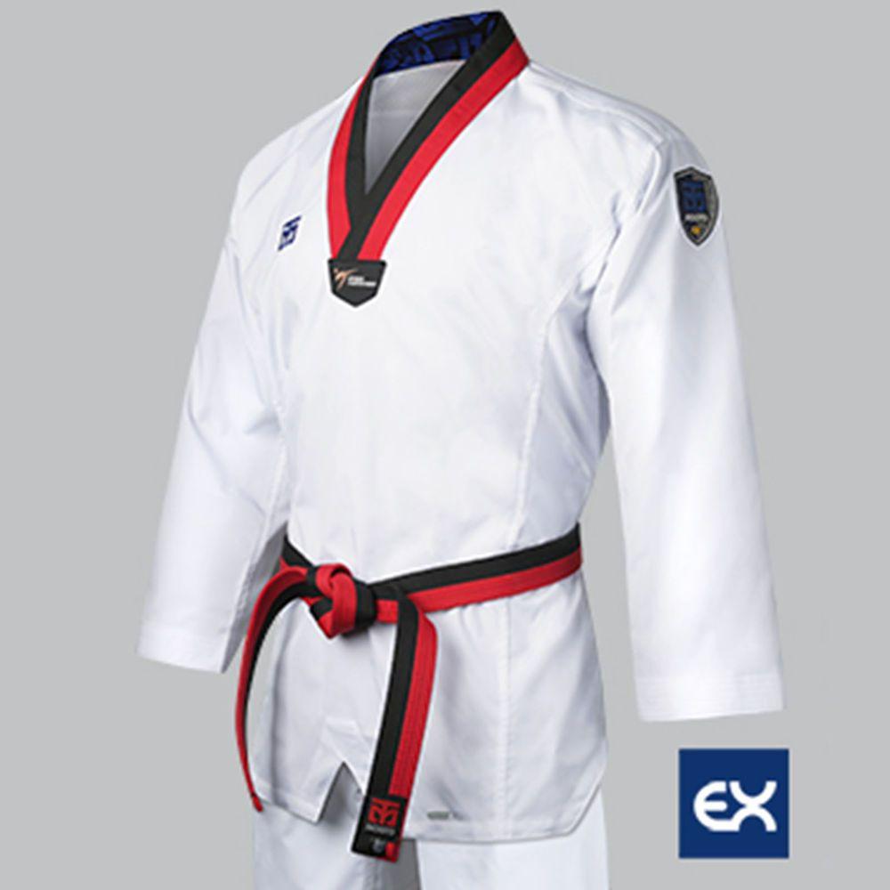 Mooto Extera S6 Taekwondo Suits Poom Neck High Quality TKD