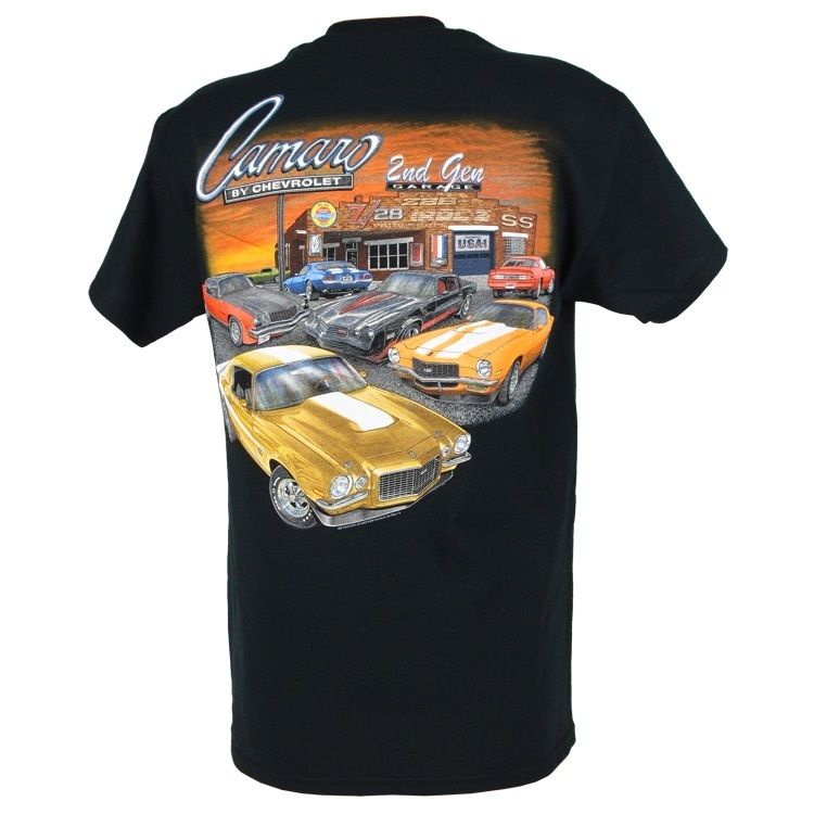 NEW Chevrolet Camaro XL My Generation /'67-/'70 T-shirt