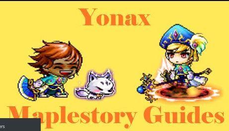 Maplestory amyuri gunslinger 2nd job advancement youtube.