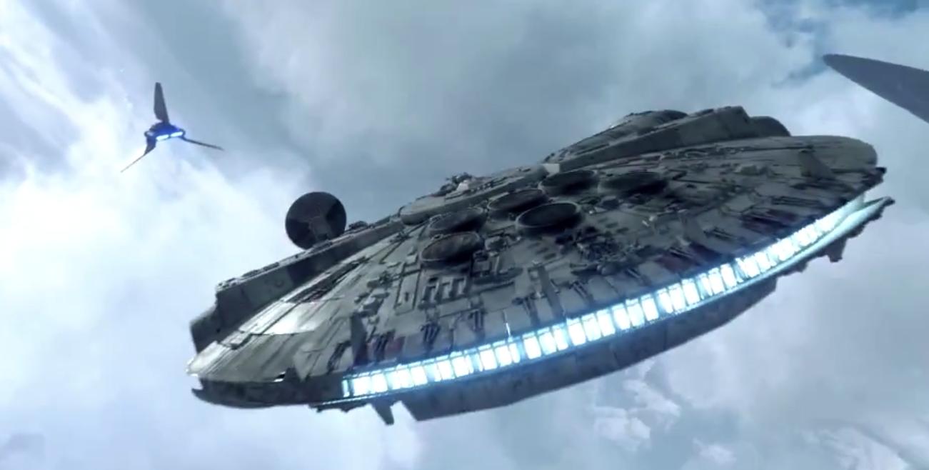 Millenium and Empire Shuttle.