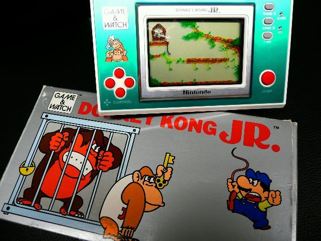 Donkey Kong JR. Boxed