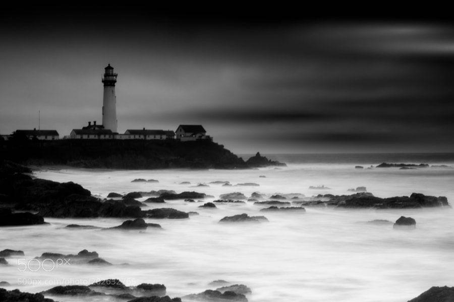 Pigeon Point Lighthouse by batmura via http://ift.tt/2mgdEOI