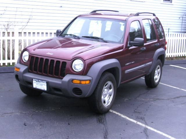 Used 2003 Jeep Liberty For Sale In Coventry Ri 02816 Auto Village Jeep Liberty Jeep Liberty Sport Jeep