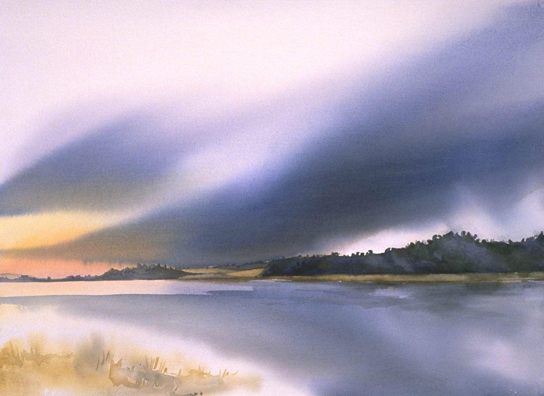 Birgit O Connor Watercolor Workshops Watercolor Painting Art Gallery Watercolor Landscape Paintings Watercolor Art Landscape Landscape