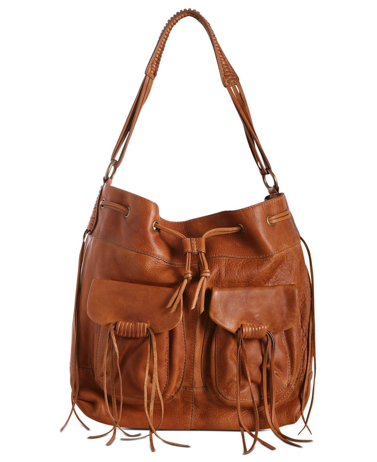 Lucky Brand Handbag Jordana Hobo Handbags Accessories Macy S
