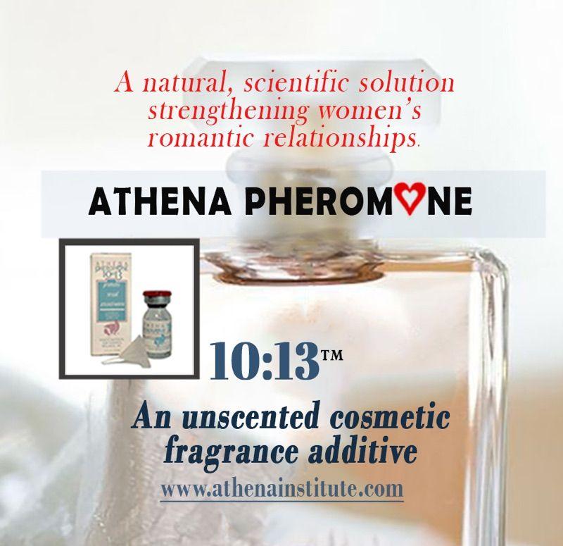 Add Athena Pheromones To Your Daily Perfume To Take Advantage Of