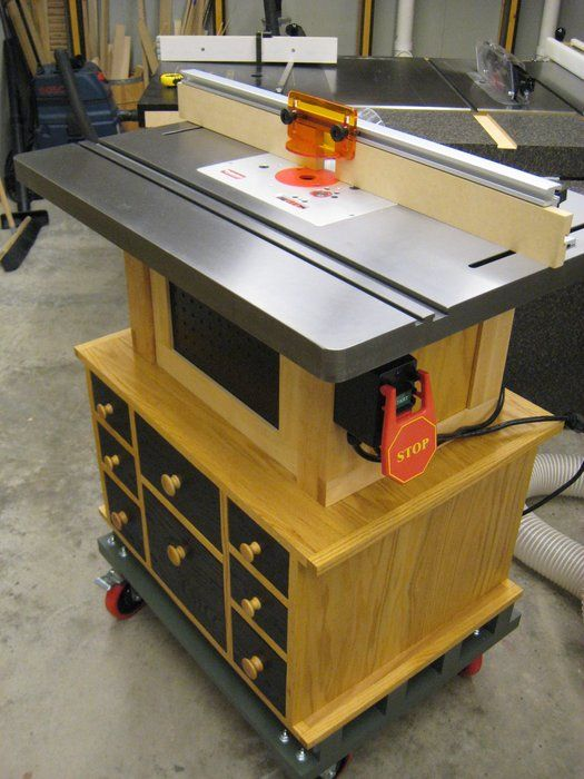 image result for cast iron router table build dielna pinterest rh pinterest com cast iron router table extension wing cast iron router table with integral lift
