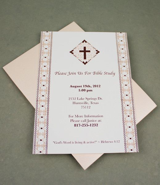 Baptism Invitation Template Baptism invitations