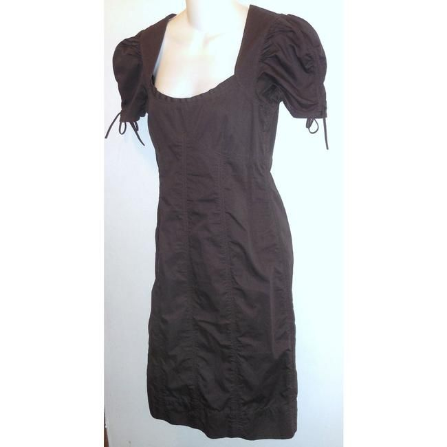 263cd42115e1 Anthropologie Brown Maeve Cotton Short Casual Dress Size 4 (S). Free  shipping and guaranteed authenticity on Anthropologie Brown Maeve Cotton  Short Casual ...