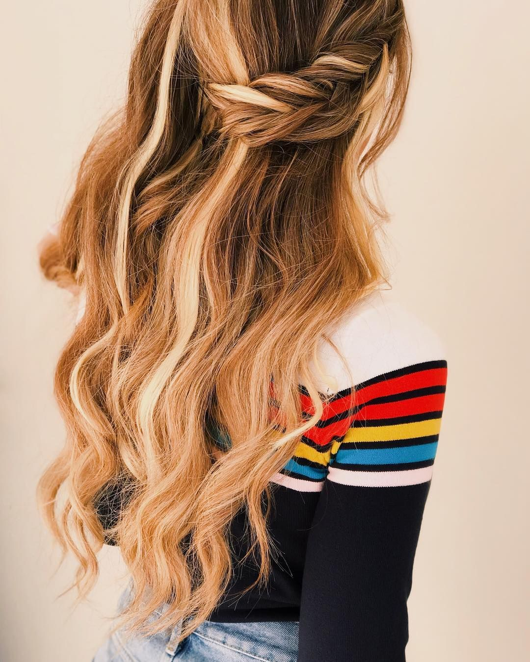 A Little Hair Inspo For Your Monday Morning☀️ | Hairstyle