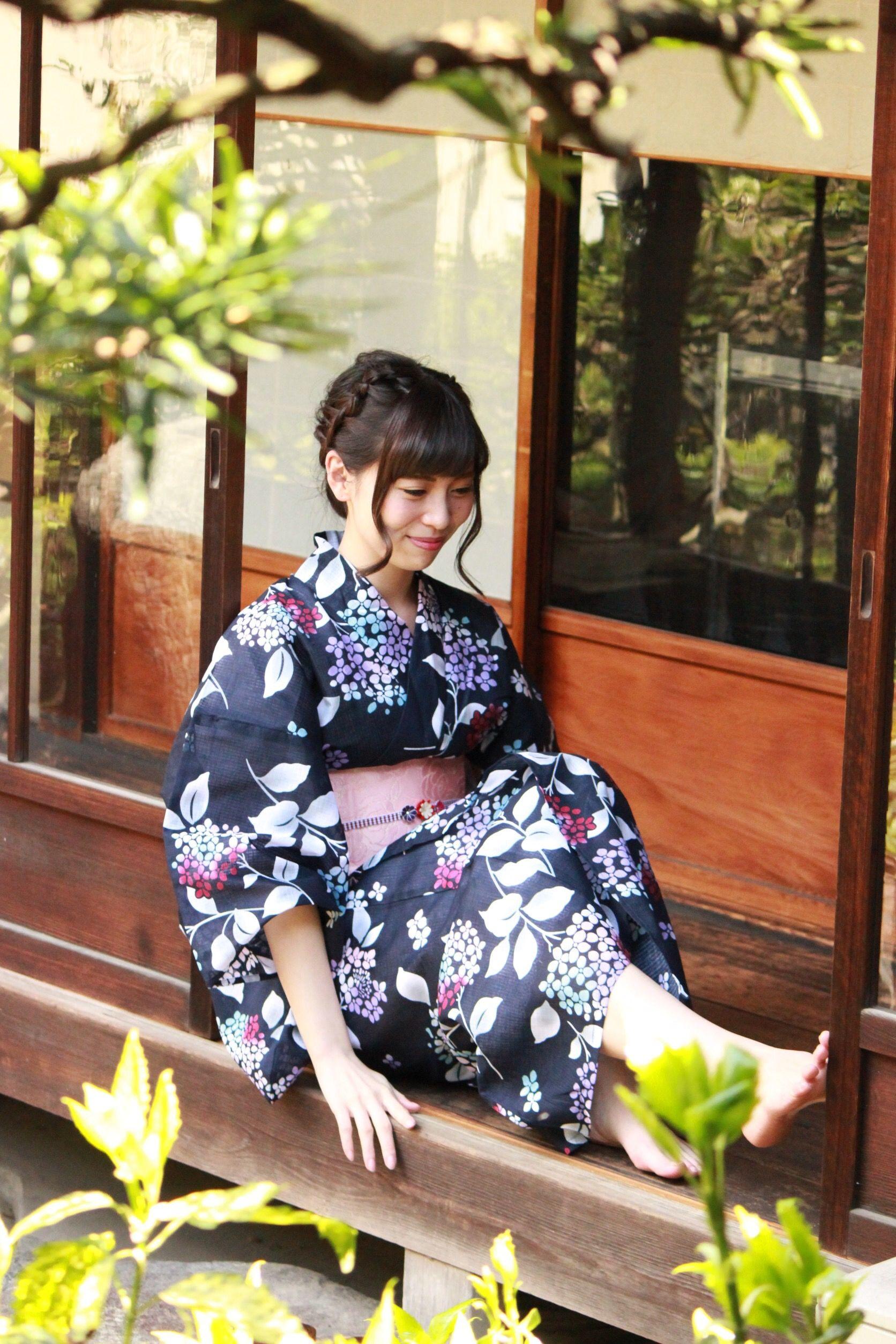 浴衣 ゆかた ユカタ yukata きもの京小町 モデル オリジナル 新作