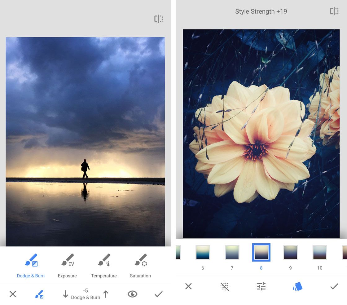 Complete Guide To Using Snapseed To Edit Your iPhone Photos (con ...