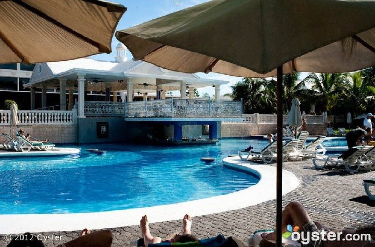 ClubHotel Riu Negril — Jamaica {Plan your #WinterEscape in #Bluefields #Jamaica at www.lunaseainn.com, a quick trip to #Negril}
