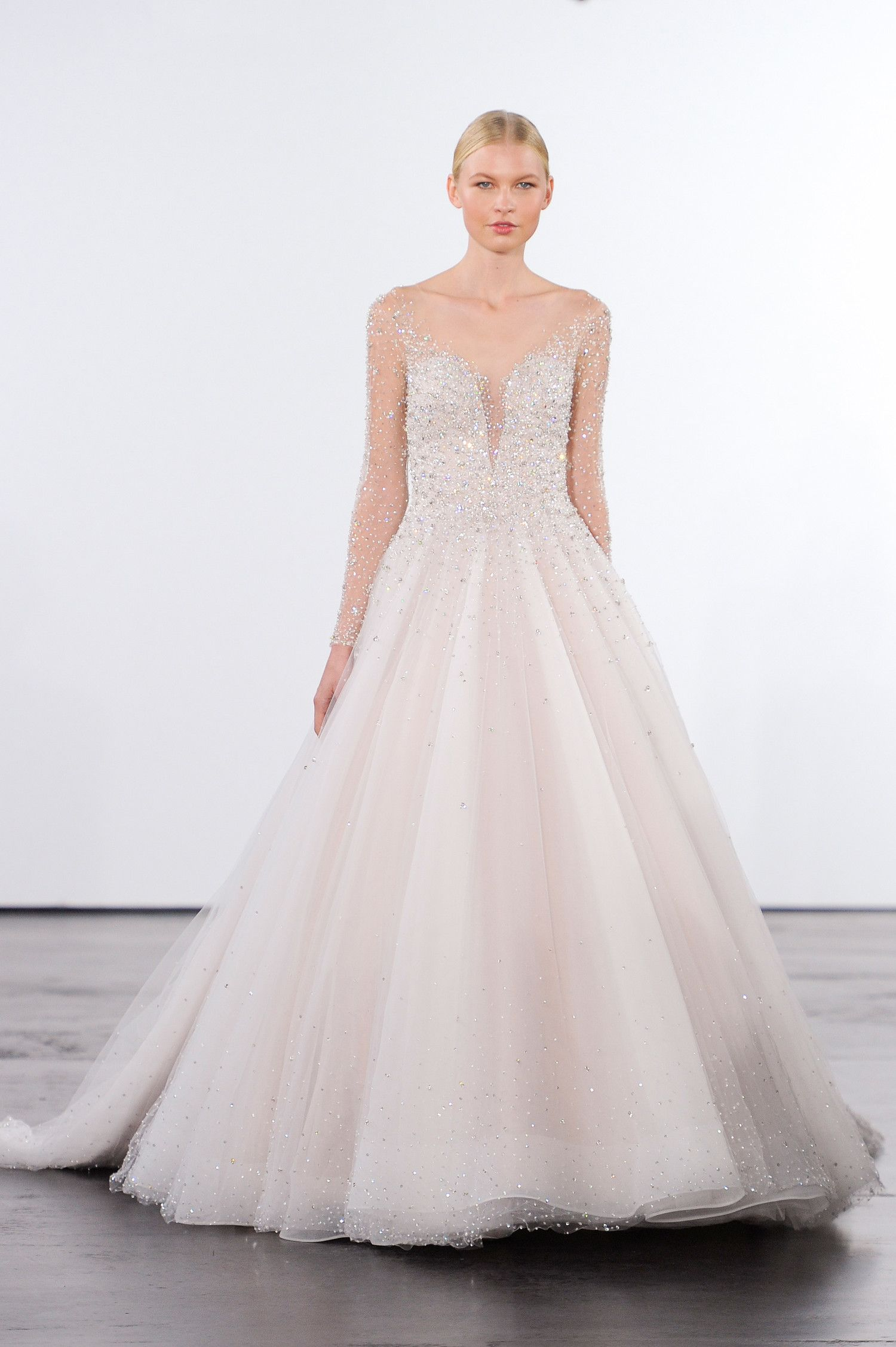 Dennis Basso For Kleinfeld Fall 2018 Wedding Dress Collection