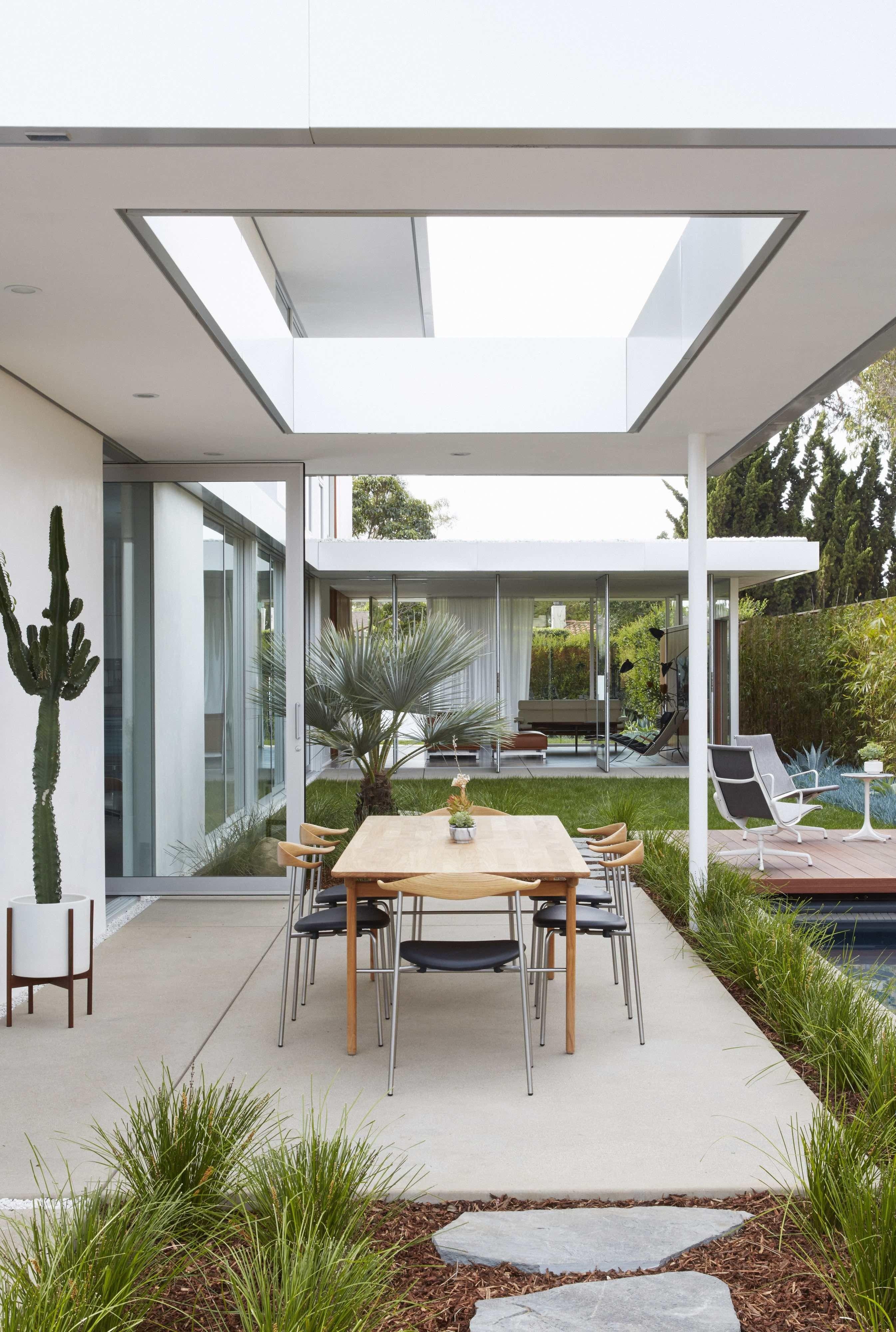 Santa monica residence modern home in santa monica california