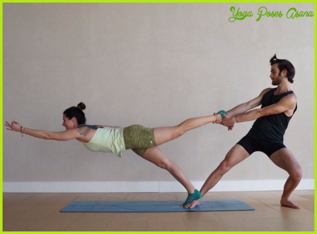 Cool Yoga With Partner Poses