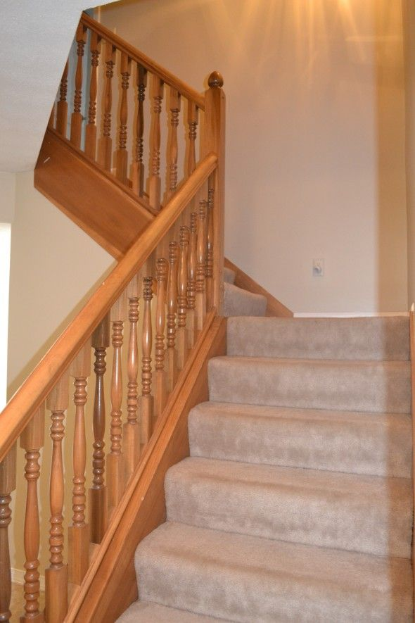 Best Painting A Banister Without Sanding Painted Stair Railings 400 x 300