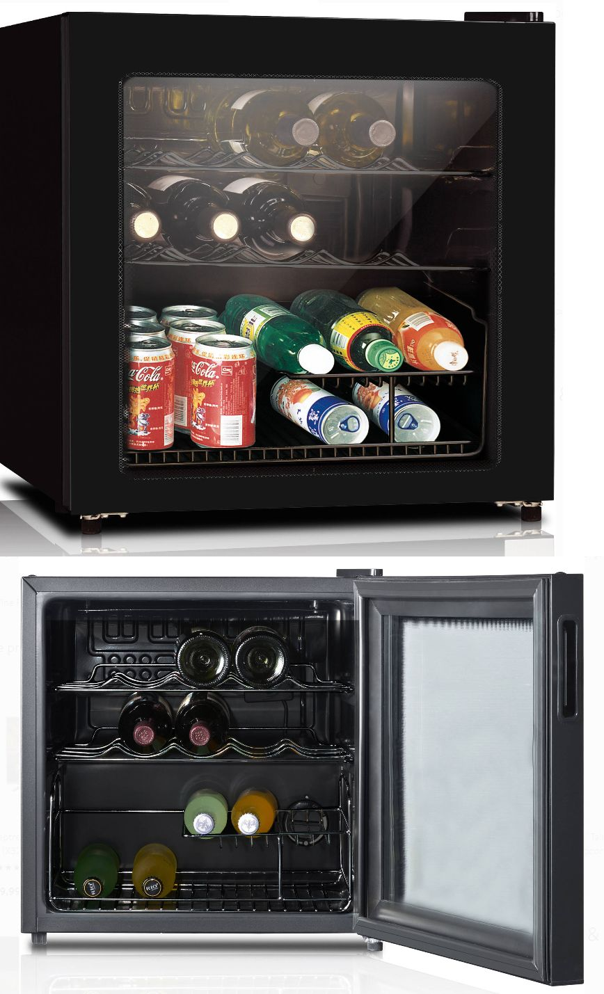 Mini Fridges 71262 Arctic King Mini Bar Refrigerator Black Buy