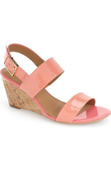2985977de9 Calvin Klein 'Pearla' Wedge Sandal (Women) available at #Nordstrom ...