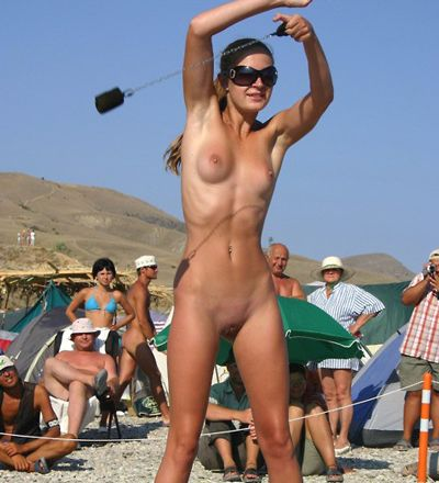 Swinging nudist clubs