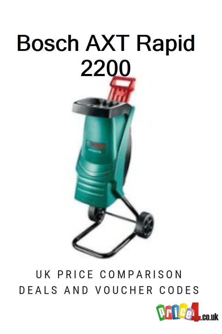 Bosch Axt Rapid 2200 Uk Prices Bosch Axt Rapid 2200 Electric Shredder Deals And Vouchers Bosch Rapids Price