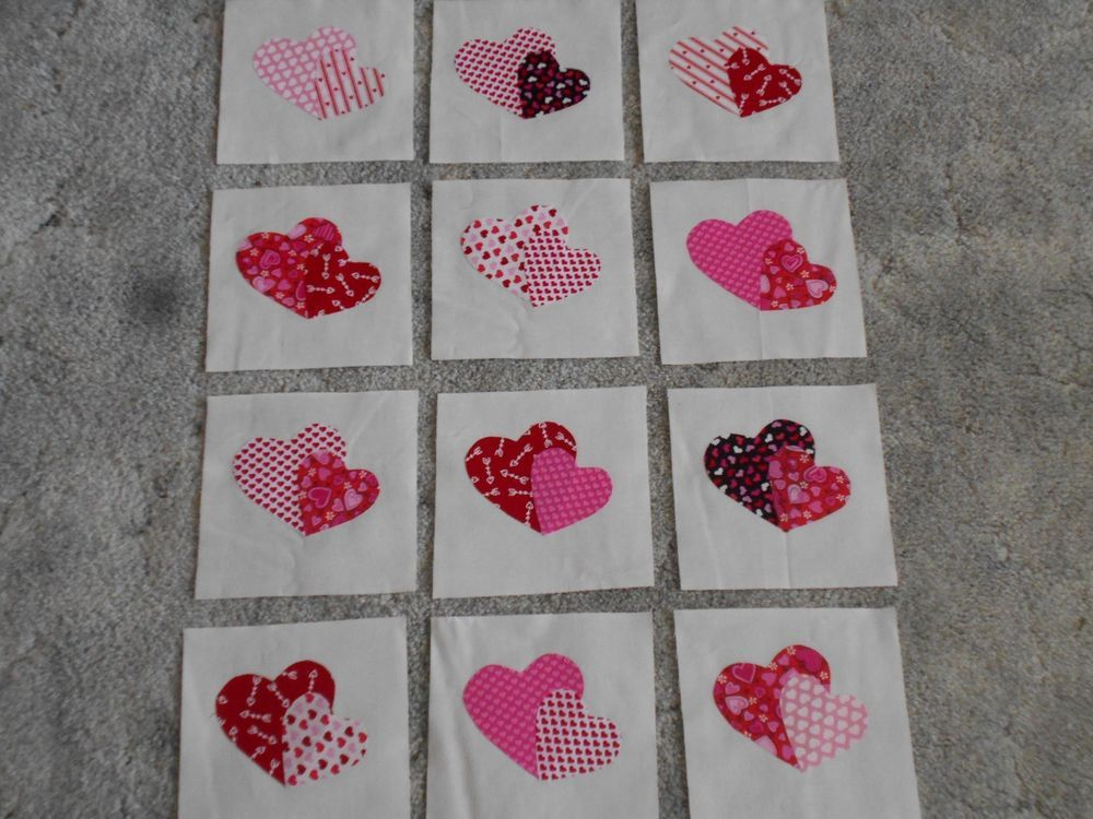 Sweet heart applique custom quilt u free bird quilting designs