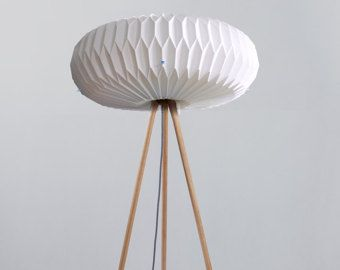 Origami Paper Lamp Lampshade PLIS Muffin By LampshadoLamps