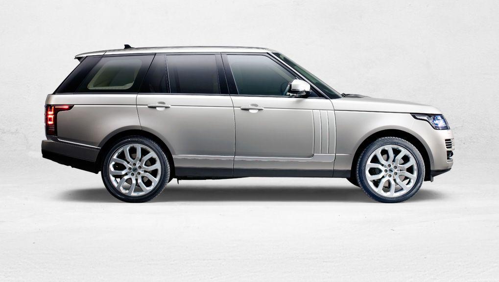 Range Rover Jaguar land rover, Range rover, Range