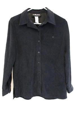 Button linen blend blouse Women   Blouses for women