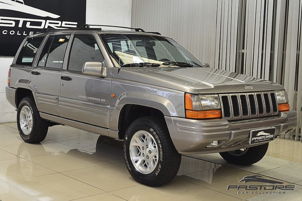 Jeep Grand Cherokee Limited 1998 Pastore Car Collection Jeep Grand Cherokee Jeep Grand Cherokee Limited Jeep Zj