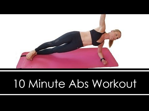 10 minute abs workout at home abs  obliques blast