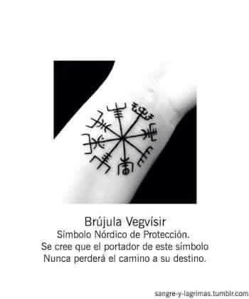 Vegvisir El Vegvísir es un símbolo mágico que pretende guiar a las - installer une vmc dans un appartement