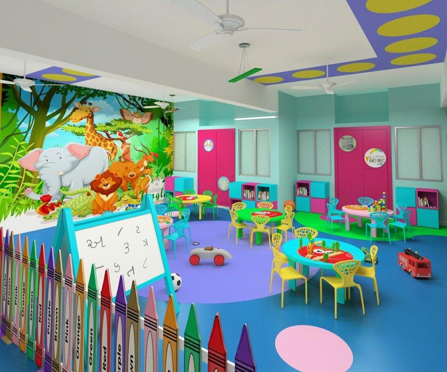 Home Daycare Design Ideas: Preschool Decor, Daycare Decor