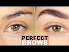 How To: Perfect Natural Brows | Eyebrow Tutorial | How to Groom Eyebrows | Eman #naturalbrows
