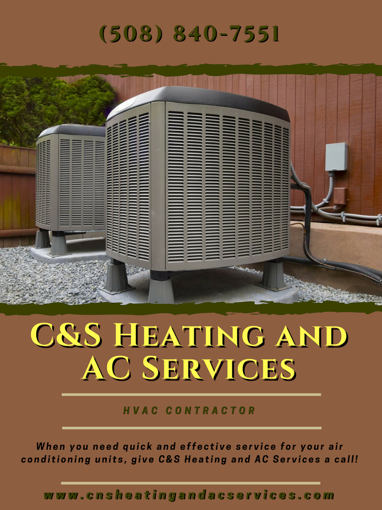 We perform on all types of air conditioning and heating