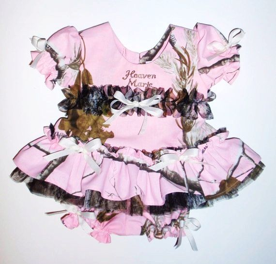 Pink Realtree Dress | For Babies | Pinterest | Babies ...