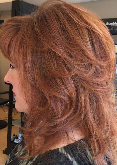 Top 51 Haircuts & Hairstyles for Women Over 50